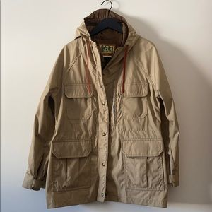 Vintage REI Co Op Utility Jacket